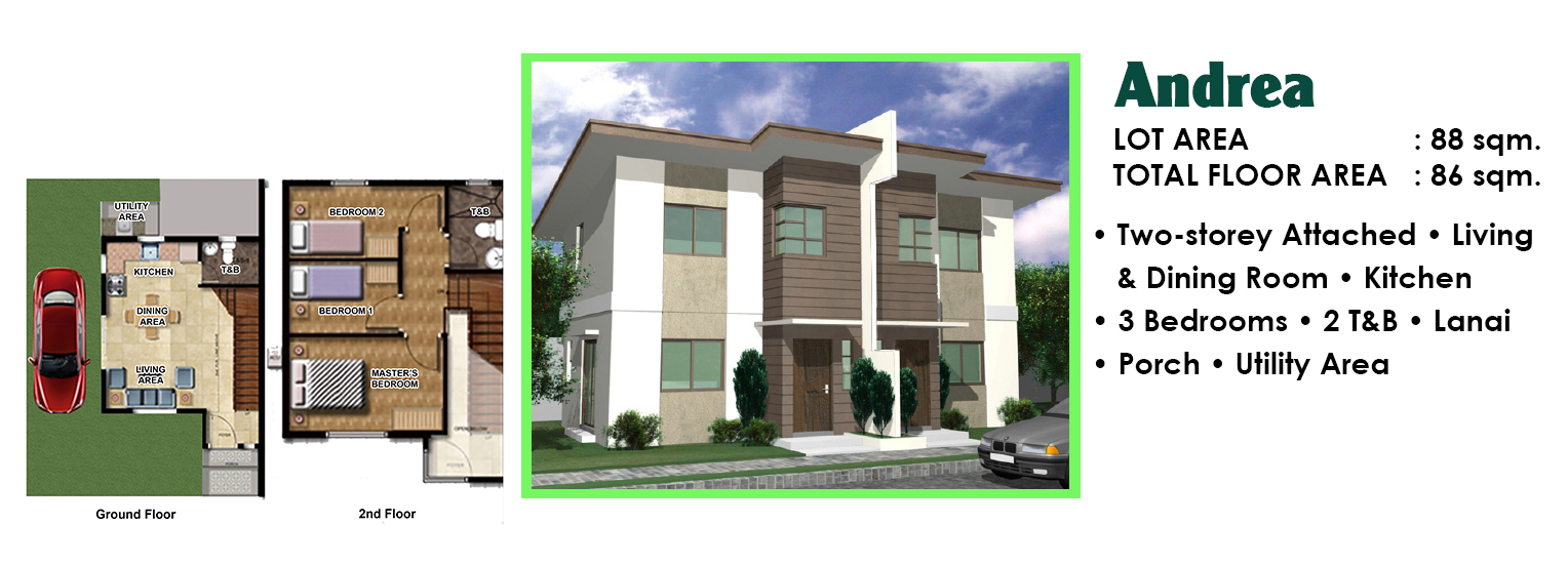 Bel Air_Residences_Andrea_Model_Home
