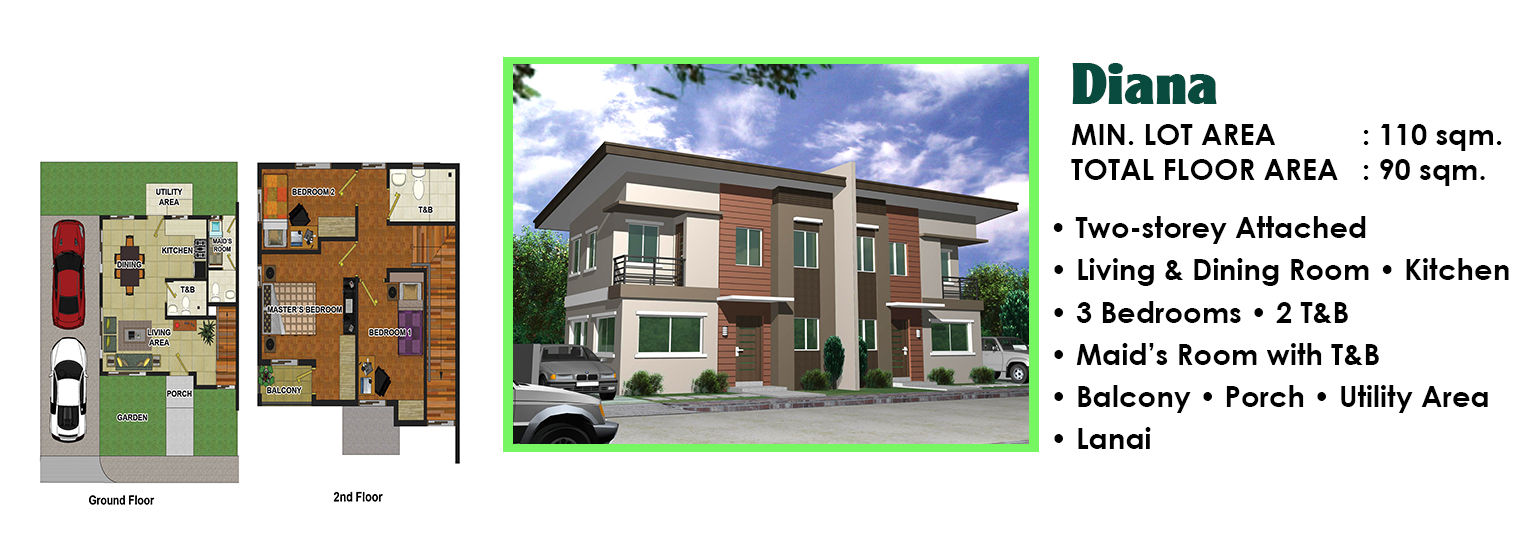 Bel Air_Residences_Dianna_Model_Home
