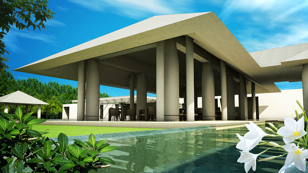 clubhouse beside_the_pool_BelAir