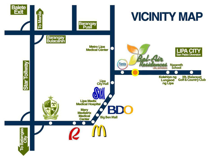 Vicinity Image